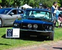 1967年Shelby GT500 Ford Mustang 免版税库存照片
