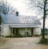 1968房子弗吉尼亚 库存图片