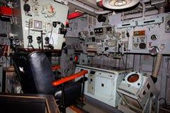 1968选件类oberon潜水艇 库存照片