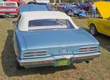 1968 de AchterMening van Pontiac Firebird Royalty-vrije Stock Foto's