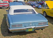 1968 Pontiac Firebird Rear View Royalty Free Stock Photos