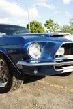 1968 VoorEind Shelby Royalty-vrije Stock Afbeelding