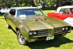 1969年比德GTO 免版税库存图片