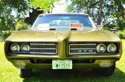 1969年比德GTO 库存照片
