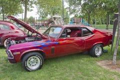 1969年Chevy新星SS 免版税库存照片