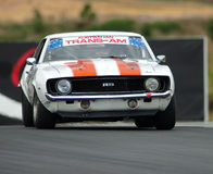 1969年camaro motorsport rs 免版税库存图片