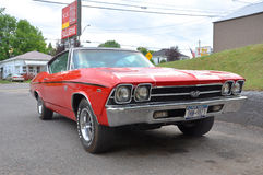 1969 Chevy Chevelle SS Stock Images