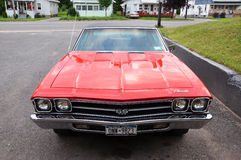 1969 Chevy Chevelle SS Royalty Free Stock Photo