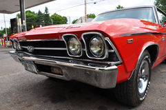 1969 Chevy Chevelle SS Royalty-vrije Stock Afbeelding