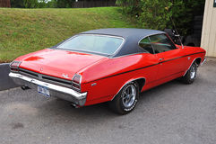 1969 Chevy Chevelle SS Stock Afbeelding