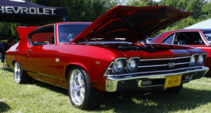 1969 Chevy Chevelle SS Stock Photography