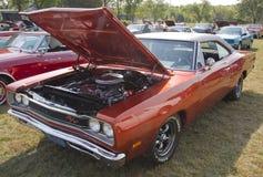 1969 Dodge Coronet Funktelegrafie Stockfotografie