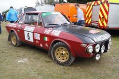 1969 Lancia Fulvia Royalty Free Stock Photography