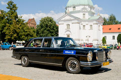 1969 Mercedes W109 300SEL Automatic Stock Image
