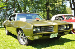 1969 Pontiac GTO Royalty Free Stock Photos