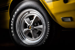 1969 Shelby GT500 Stock Photography