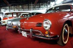 1969 Volkswagen Karmann Convertibele Ghia Royalty-vrije Stock Afbeeldingen