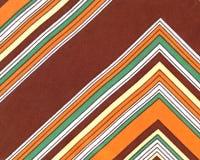 1970年减速火箭的织品 免版税图库摄影