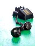 1970 вокруг телефона grunge Стоковые Фото