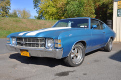 1970 Chevrolet Chevelle SS Stock Foto's