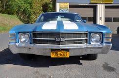 1970 Chevrolet Chevelle SS Royalty-vrije Stock Foto