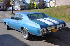 1970 Chevrolet Chevelle SS Royalty Free Stock Photos