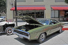 1970 Dodge Charger R/T Royalty Free Stock Image