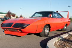 1970 Plymouth Superbird Stock Photo