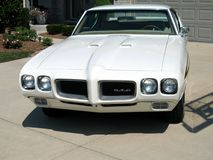 1970 Pontiac GTO Royalty Free Stock Images