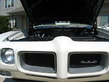 1970 Pontiac GTO car Stock Photos