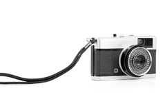 1970's pocket camera Royalty Free Stock Image
