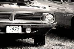 1970 Vintage Car Stock Photo