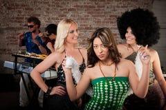 1970s Disco Music Party Stock Photos