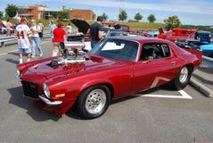 1972年Chevrolet Camaro Z28经典之作汽车 库存照片