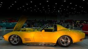1972 Chevy Corvette Interpretation Stock Photography
