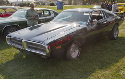 1972 Dodge Charger Royalty Free Stock Photos