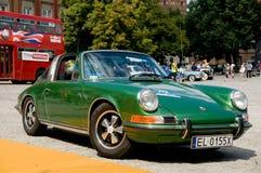 1973 911t targa της Porsche Στοκ Φωτογραφία
