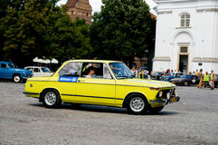 1973 BMW 1802 Royalty Free Stock Photography