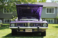 1973 de Barracuda van Plymouth Royalty-vrije Stock Fotografie