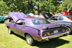 1973 de Barracuda van Plymouth Stock Afbeeldingen