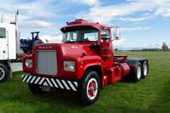 1973 Mack R685RST Royalty Free Stock Photo