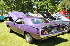 1973 Plymouth Barracuda Stock Images