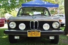 1974 BMW 2002古董车 库存图片
