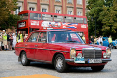 1974 Mercedes W115 240D Stock Photography