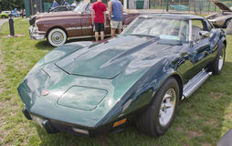 1976 Corvette Stingray Stock Photography