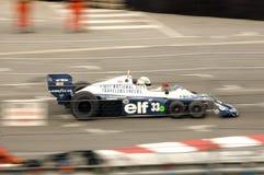 1977 p34 tyrrell Στοκ Εικόνα
