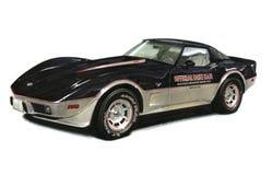 1978 chevrolet korwety Indy tempa samochód Zdjęcie Stock