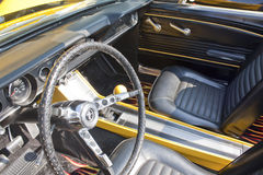 1978 Ford King Cobra Interior number two Royalty Free Stock Photo