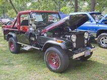1980 de Vervormer van de Jeep Royalty-vrije Stock Afbeeldingen