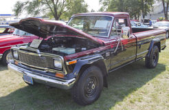 1980 Jeep J-20 Truck Stock Images